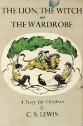 TheLionWitchWardrobe(1stEd)
