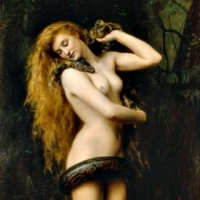 John Collier - Lilith (1892)