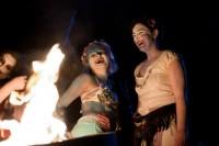 Wiccanere til Beltane Fire Fest (c) paganwiccan.com