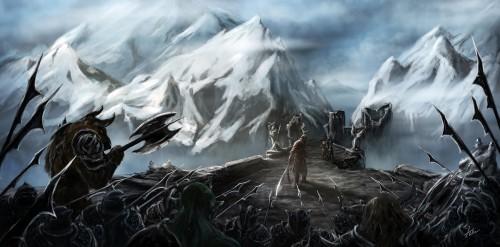 """""""I døden og videre"""" (Ulven og Uglen 2016)"""