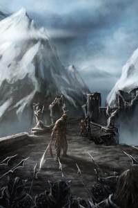 """""""I døden og videre"""" af Jacob Kokkedal"""