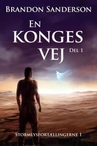 Den endelige forside til den danske udgave af En konges vej