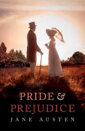 Stolthed og fordom af Jane Austin, udgivet af Simon & Schuster
