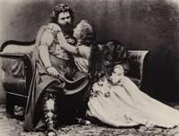 Uropførelse af Wagners opera Tristan og Isolde fra 1865.