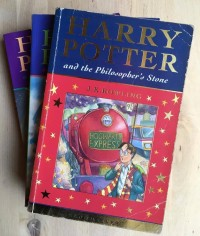 Harry Potter 1-3 (eng)