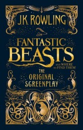 Fantastic Beasts and Where to Find Them: The Original Screenplay udkom hos Arthur A. Levine Books i 2017