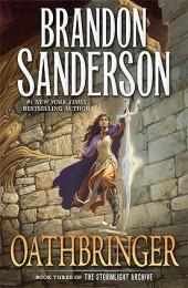 Brandon Sandersons Oathbringer udkom i 2017 hos Tor Books