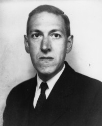 Howard Phillips Lovecraft (1890 - 1937).