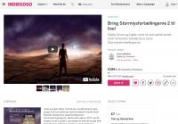 Du kan støtte Ulven og Uglens crowdfundingkampagne på hjemmesiden Indiegogo.