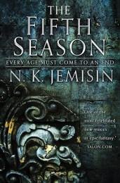The Fifth Season er den første bog I N.K. Jemisins trilogi The Broken Earth. Bogen blev udgivet af Orbit i 2015, og den problematiserer bl.a. racisme.