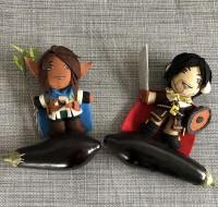 Robin og Gavin
