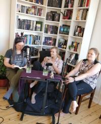 Pernille L. Stenby, Cecilie Alisa Wolters og Christina E. Ebbesen